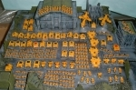 Epic Imperial Fists Space Marines Commission